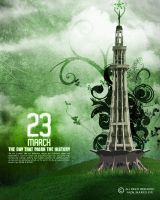 23 march pakistan by injured-eye