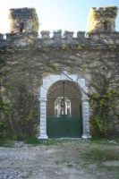 Places - Castle Door by Stock-gallery