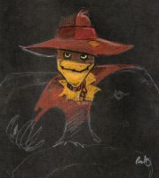 Scarecrow by Carlzors