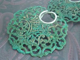 8g faux filigree by discomedusa