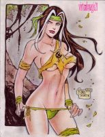 SAVAGE LAND ROGUE by RODEL MARTIN (09132013) by rodelsm21