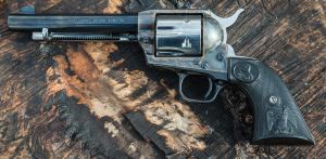 Colt SAA 3rd Generation 45LC by PLutonius