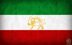 Persian Flag - New Generation by arasch