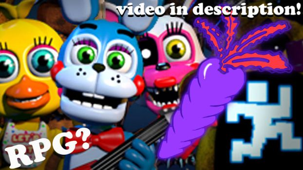 VIDEO! - Scott speaks!! FNaF RPG?!  MORE UPDATES!! by Morgan-the-Rabbit