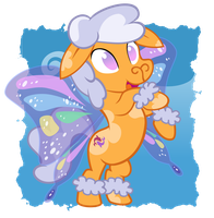 I'm a pretty butterfly!!! by Schaafii