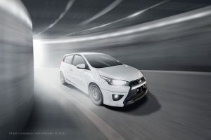 Toyota All New Yaris 2014 by perigunawan