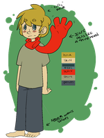 scott ref by TopHatless