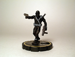 Custom Snake Eyes Heroclix by Skeleman
