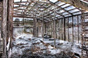 Country Remnants in HDR - I by DimHorizonStudio