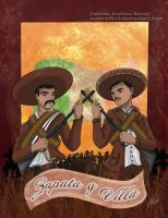 Zapata y Villa by effinit