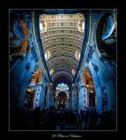 S. Peter II by calimer00