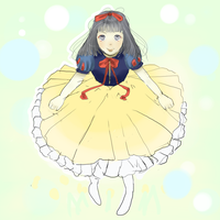 Snow White Finished by levelonedungeon