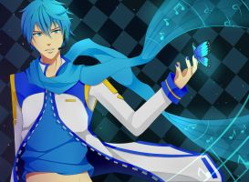 Release Your Melody: Kaito by Mellanthe
