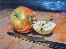 Apple of Discord by Surreal026