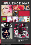 My Influence Map by kaotickell