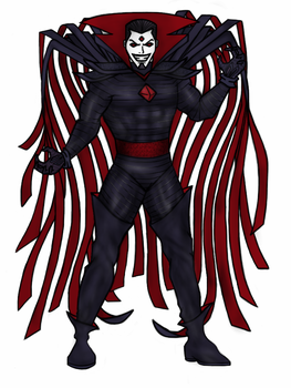 Mister Sinister by vindications