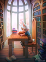 Comm: Quiet place by Teumes
