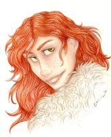Ygritte by Terrizae