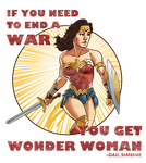 Wonder Woman (Link in the description) by stinson627