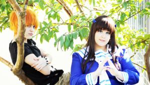Fruits Basket: Kyo and Tohru by II2DII