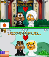 Love Goombas - Gaijin Goombah's Wedding Present by netnerdy