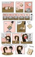 The origin of... The Toast by Cynical-Pink