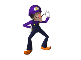 What have you done to Waluigi? by ElvisDitto