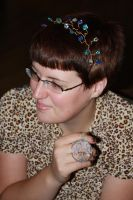 Me With Jewelry by CreativeExcess