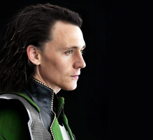me - the most attractive in the avengers by AvengersLoki-Plz