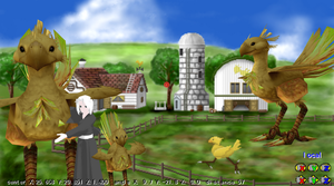 MMD Request Chocobo by Valforwing