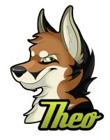 Badge by WildTheory
