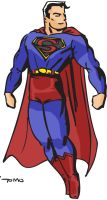 Superman by jsos