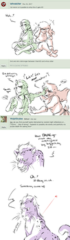 Shadows Answers (2) by Sketchderps