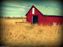 Another Old Barn by Tao2Eden