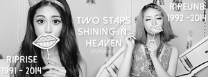 R.I.P EunB and RiSe by SmokeOfColors