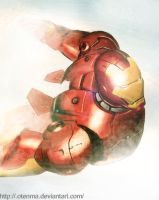 Movie Ironman by Otenma