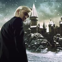 Draco Malfoy Winter by AkilajoGraphic