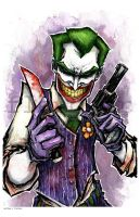 joker by mjfletcher