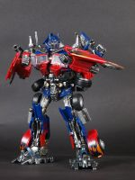 ROTF Optimus Prime by xenethis