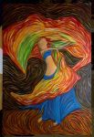 Dancing Girl 1 by laupretep