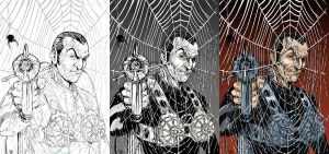 THE SPIDER PROCESS. by orabich