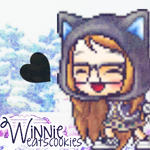 {Request} Winnie eatscookies by PaintingLove
