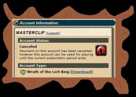 Canceled WoW - Artistic Addons by masterclif