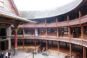 LONDON - Globe Theater by elodie50a