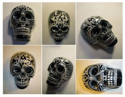 LA SUGAR SKULL 3 by luther1000