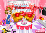 Clean up For Valentine Party by kute89