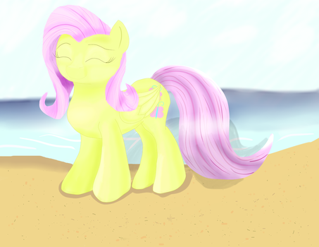 Fluttershy by Huffy26