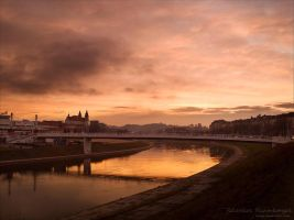 Morning in Vilnius by rici66