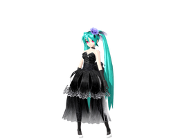 dt miku by leijiang