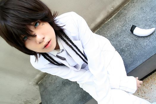 COSPLAY-KHR:LAMBO01 by yolkler